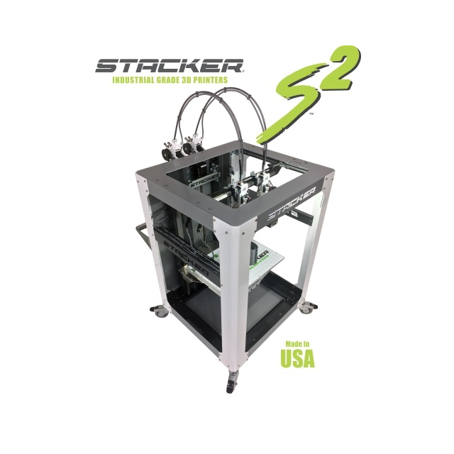 3D PRINTEN stacker s2