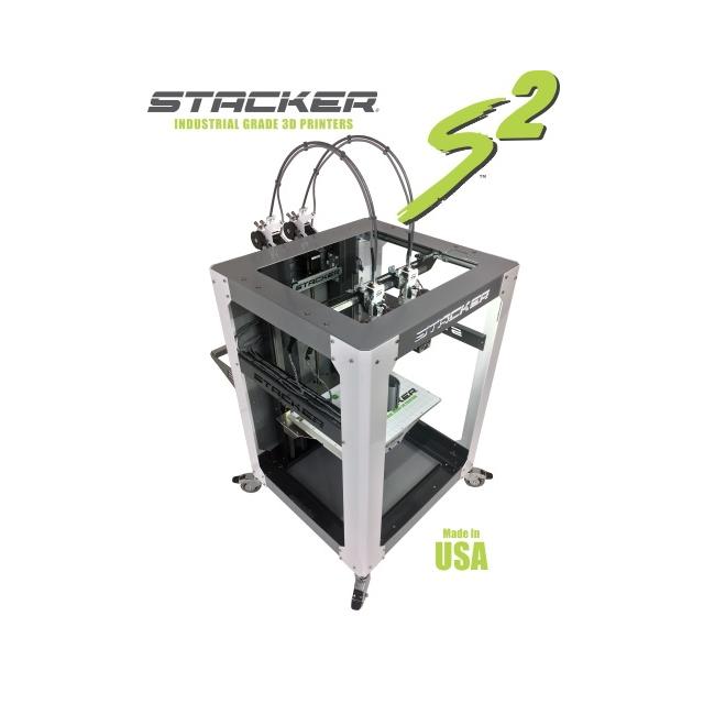 3D PRINTEN stacker s2
